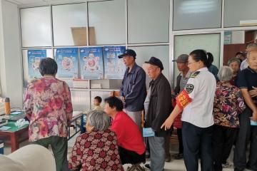 王臺人健康福祉:家門口享受義診常態化服務