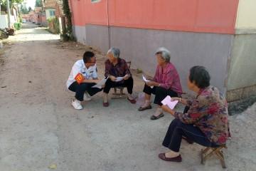 王臺鎮開展秋季動物重大疫病防控工作
