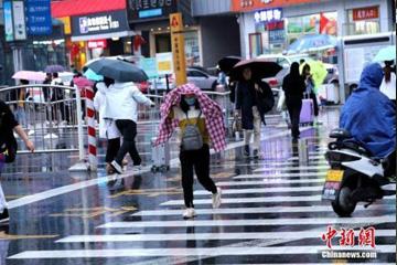 大風+降雨 +降溫模式開啟!青島后天最低氣溫3℃