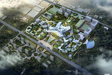 """又一所""""211""""""""雙一流""""高校在青島開建新校區(圖)"""