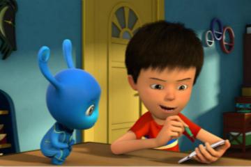 除了《流浪地球》,這部青島原創動畫電影也入圍金雞獎!