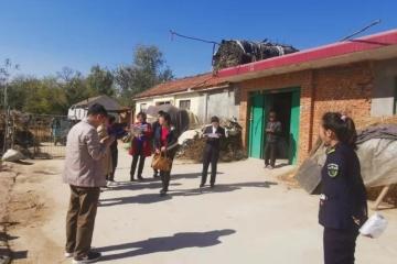 六汪鎮社會治理助力脫貧攻堅戰
