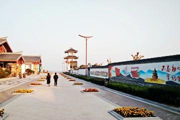 琅琊镇:同心协力共建文明城
