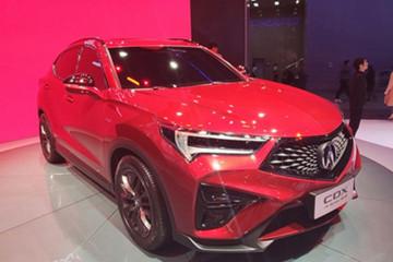 廣汽謳歌4款新車將上市 RDX/CDX增運動版本