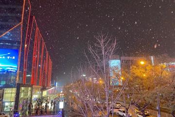 說好的初雪變降雨?青島又來一波冷空氣:凍不哭你算我輸…