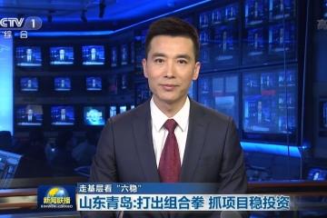 山东青岛:打出组合拳 抓项目稳投资