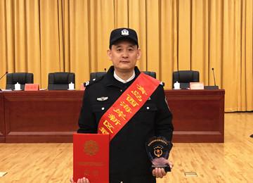 """隋玉斌:擦亮退伍軍人的""""金字招牌"""""""