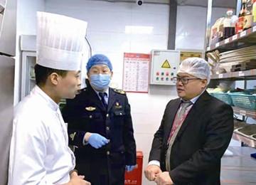 """2019年青岛""""三民""""活动社情民意调查报告显示:群众食安满意度提升幅度最大"""