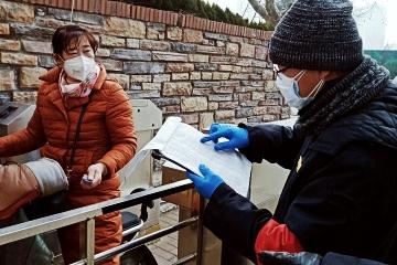 """隐珠街道世纪二居:在疫情面前诠释""""社区温度"""""""