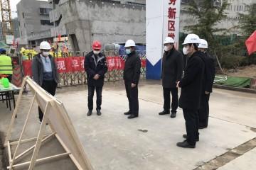 青岛海洋高新区:多举措助推项目复工