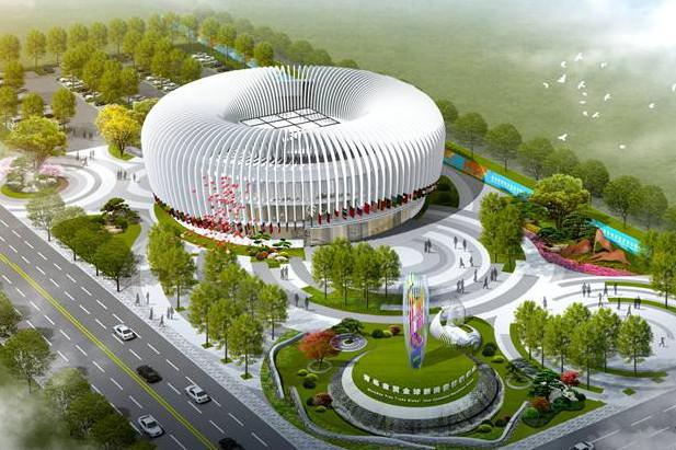 好消息!青岛自贸全球新消费体验中心5月份完工