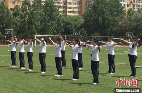 北京体育中考将随堂考 疫情下学生运动不聚集、不激烈