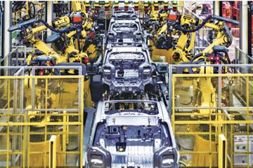 15年600万辆整车在西海岸下线 助推山东新能源汽车产业