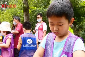 Xin视频 | 发现生命之美——探秘动物世界研学营