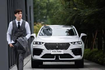 售价25.88万元全球限量300台,VV7 GT brabus|automotive上市