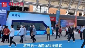 Xin视频|2020东亚海洋博览会启幕