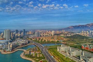 幸福西海岸|新区擦亮生态底色 建设幸福宜居之城