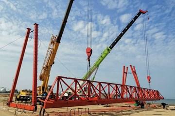 黄张路客货分离改造三期工程明年6月底通车