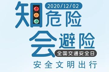 海报|12.2全国交通安全日