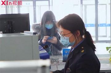 Xin视频|青岛西站新增7趟开往上海方向动车