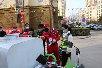 最美新区人 刘洪海:用热心奉献服务身边群众