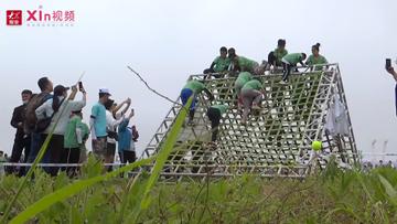 Xin视频|2021DS自然探索赛在西海岸新区开赛