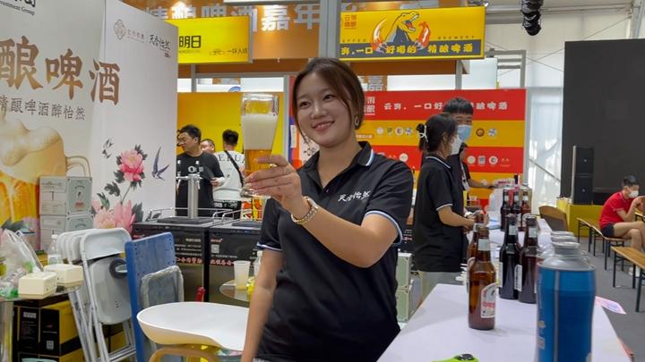 """Xin视频 精酿啤酒嘉年华带您""""醉""""爽夏日"""