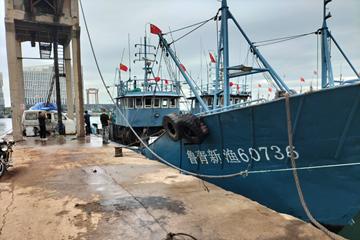 琅琊镇:700艘渔船整装待发迎开海