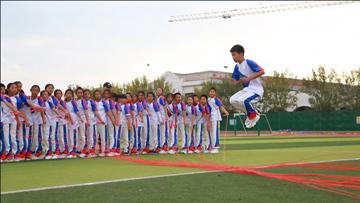 Xin视频|花样跳绳,韵动校园