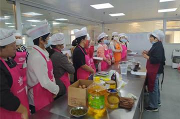 灵珠山街道:开展职业技能培训 提高就业创业能力