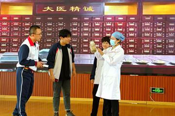 """卡通IP上线,传播中医药文化!区第二中医医院举行""""世界传统医药日""""庆祝活动"""
