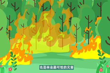 Xin視頻|防森林火災 保綠色家園