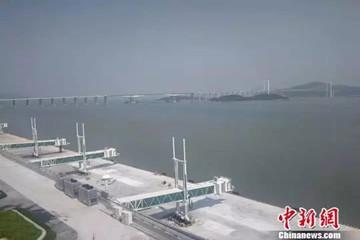 全国最大邮轮母港开港