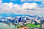 青岛西海岸新区城市品质改善提升攻势强劲
