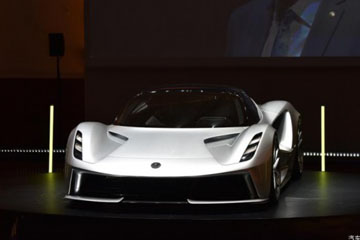 有望2021年亮相 路特斯將推出全新跑車