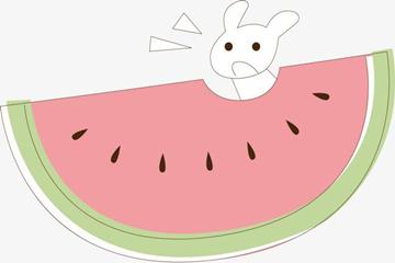 吃隔夜西瓜会要命?看看吃西瓜的正确姿势!