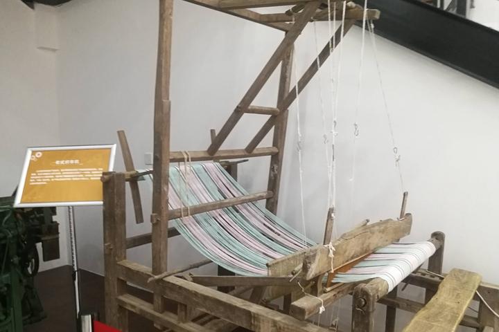 王台纺织机械博物馆开馆