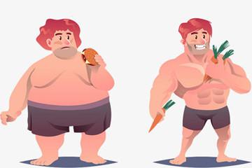 天天去健身房还瘦不下来?吃对食物才有效!